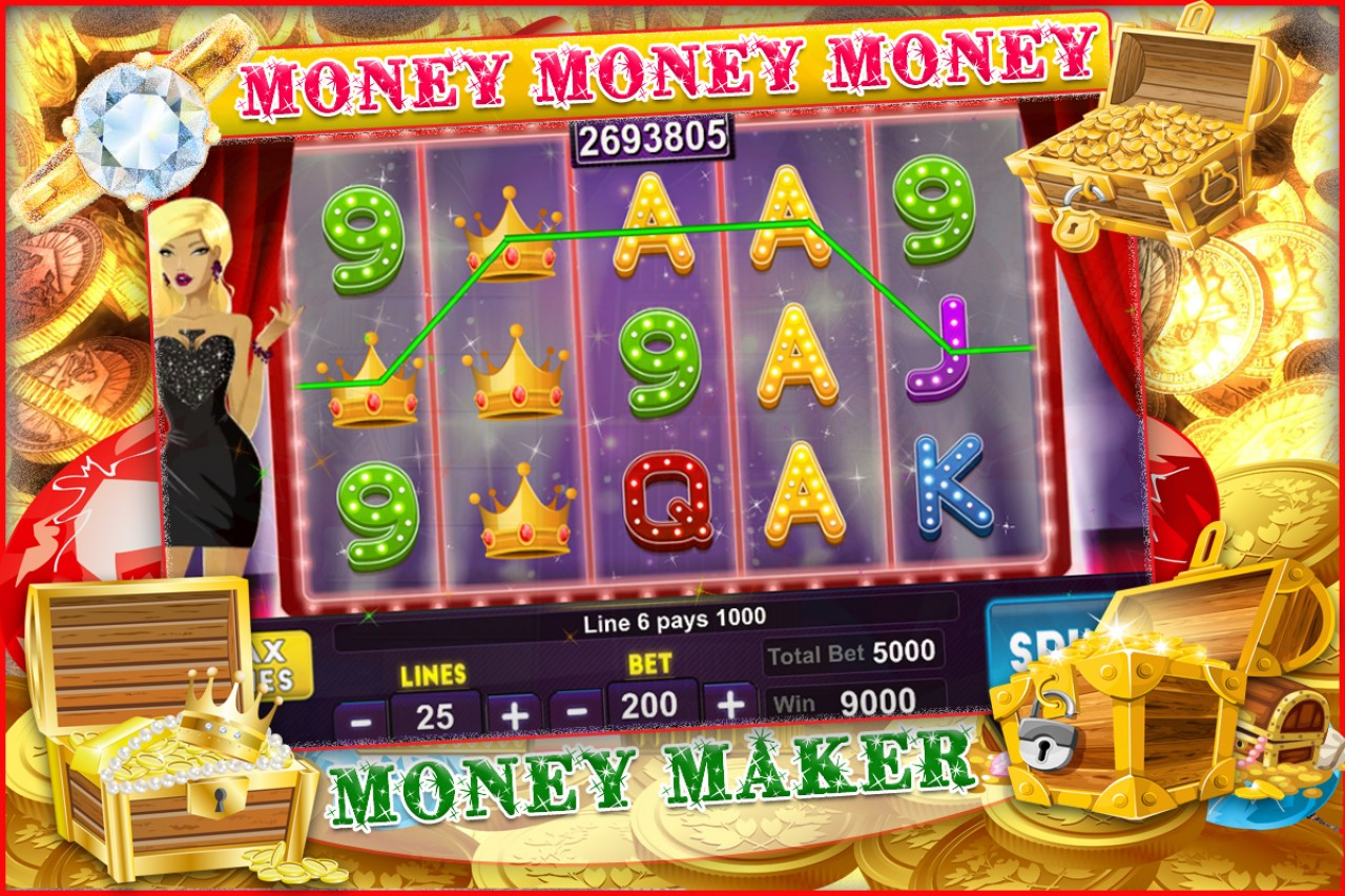 Slot Machine Game Addiction